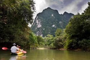 курорт Тайланда Као Лак