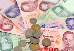 денежная единица Тайланда