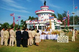 Монумент героям войны на Ко Чанг