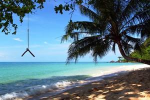 Пляж на Ко Чанг