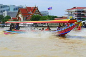 Вотдый транспорт в Тайланде