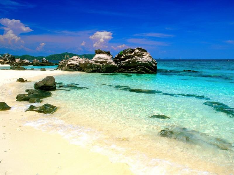 фото море таиланд